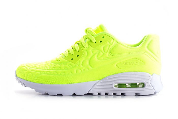 Nike Air Max 90 Ultra Plush Wmns Volt