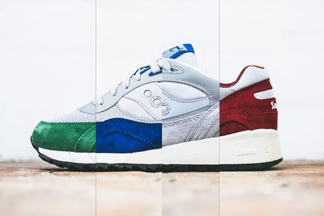 Saucony Shadow 6000 Spring Delivery 2014 Thumb