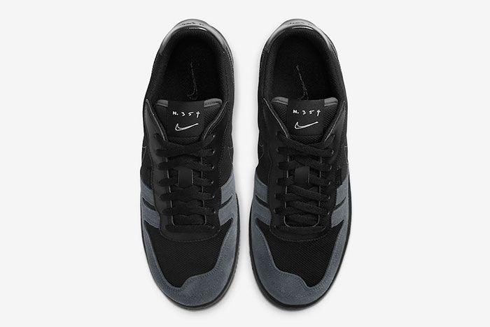 Nike Squash Type Black Anthracite Cj1640 001 Top