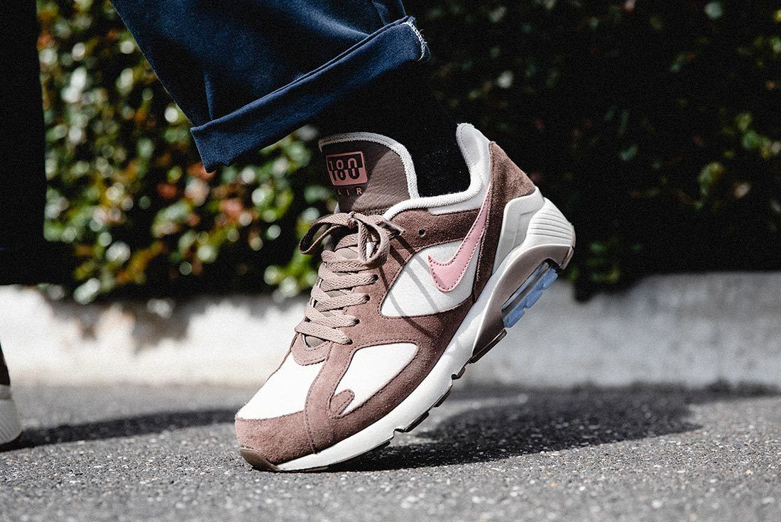 Nike Air Max 180 Rust Pinkbaroque Brown 5