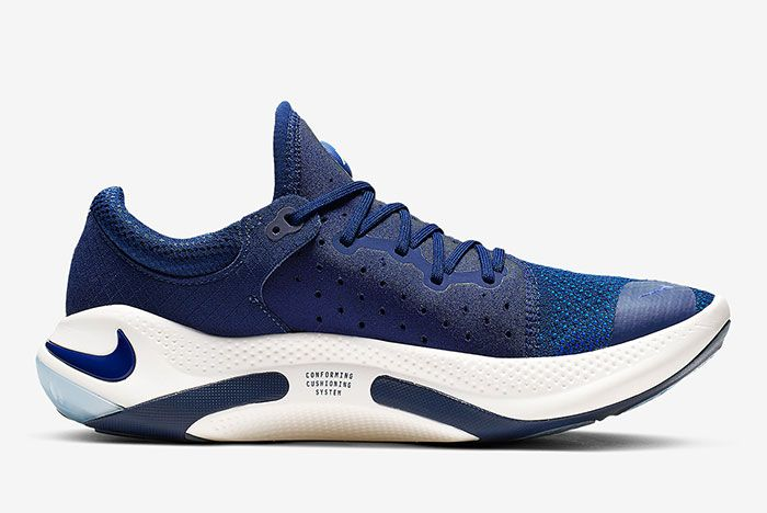 Nike Joyride Run Flyknit Racer Blue Aq2730 400 1 Side