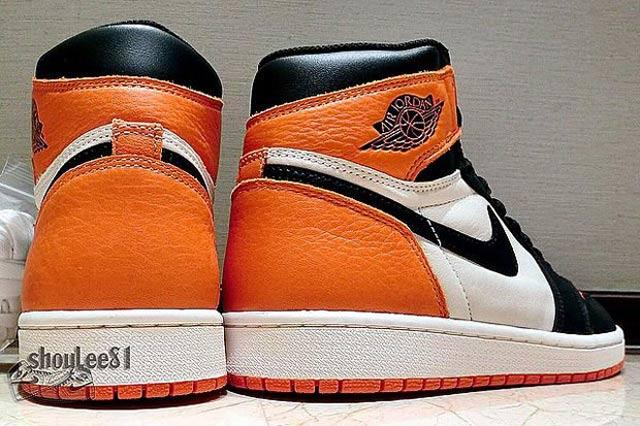 Air Jordan 1 Retro High Og Shattered Backboard 2