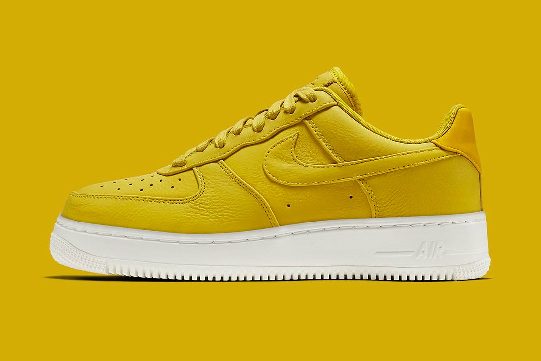 Nike Lab Reveals New Air Force 1 Colourways For 201712