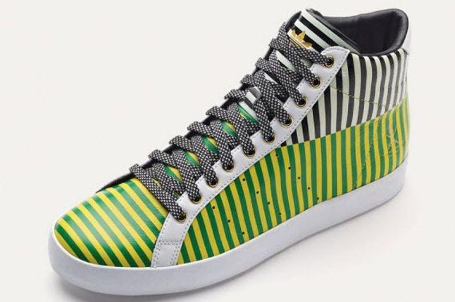 Adidas Originals Rod Laver Vintage Hi Spring 2013 0 1