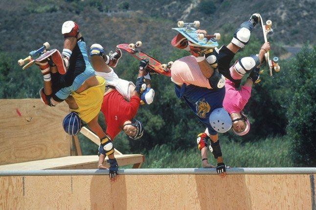 80S Skate Icons In Kicks Lead 1