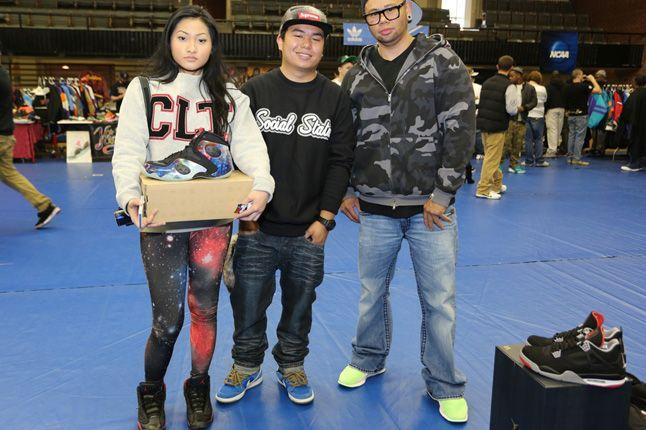 Sneaker Con Charlotte People 1