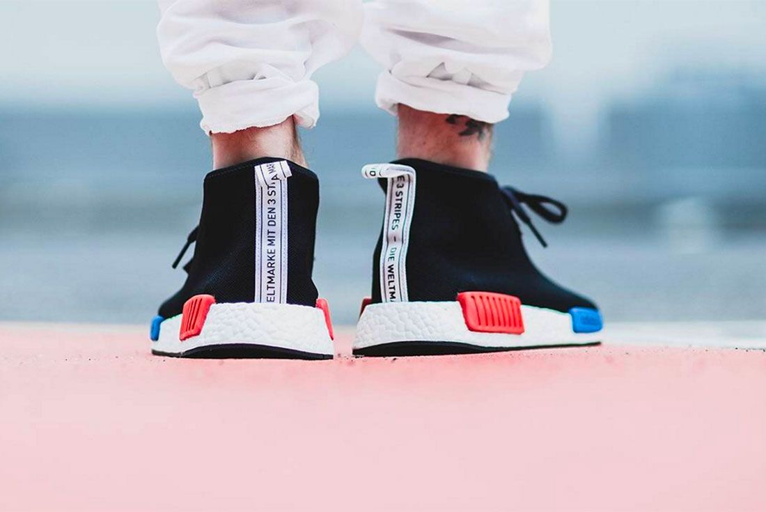 Adidas Nmd Feature