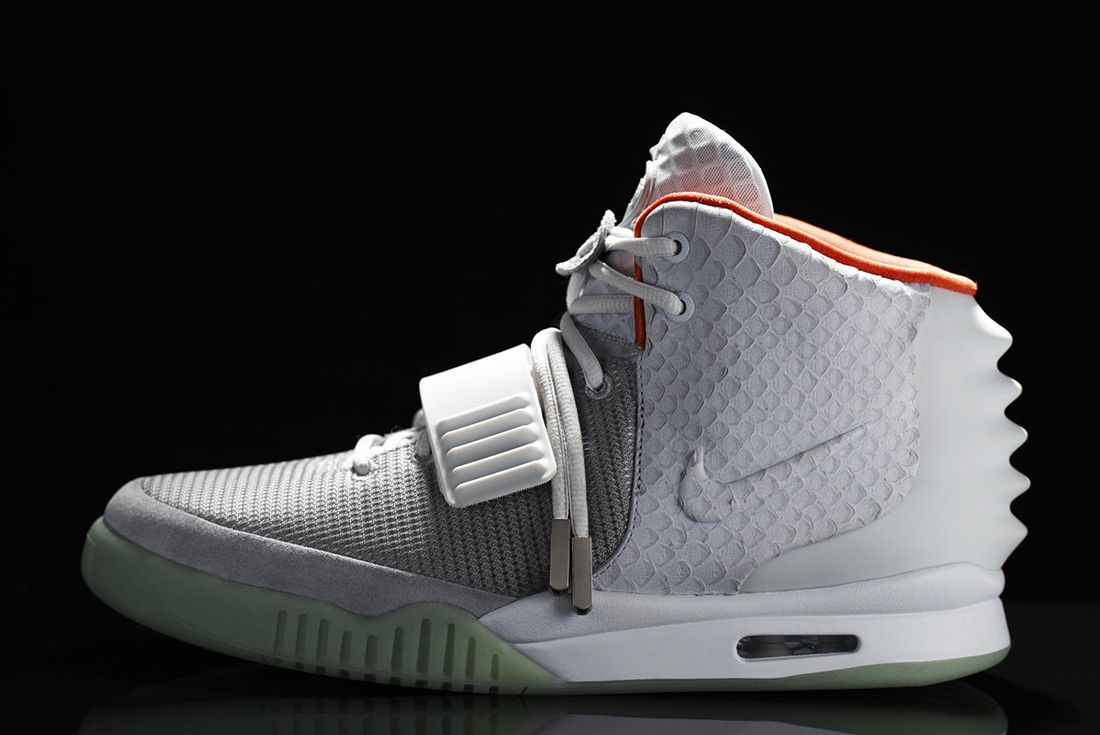 Material Matters History Of Yeezy Nike 1