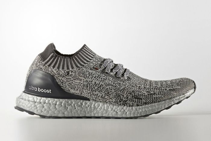 Adidas Ultra Boost Uncaged Silver