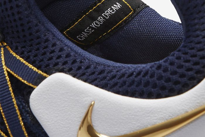 Nike Shox Gravity Midnight Navy 2