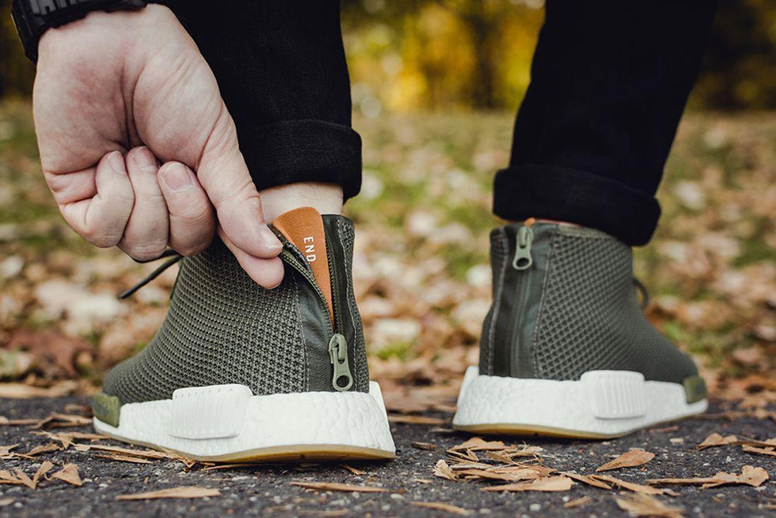 End X Adidas Sahara Collection Nmd3