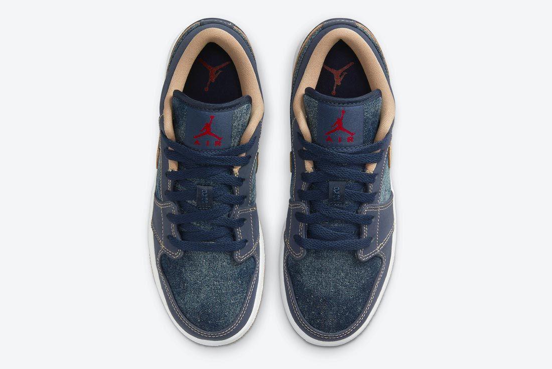 Air Jordan 1 Low 'Denim'