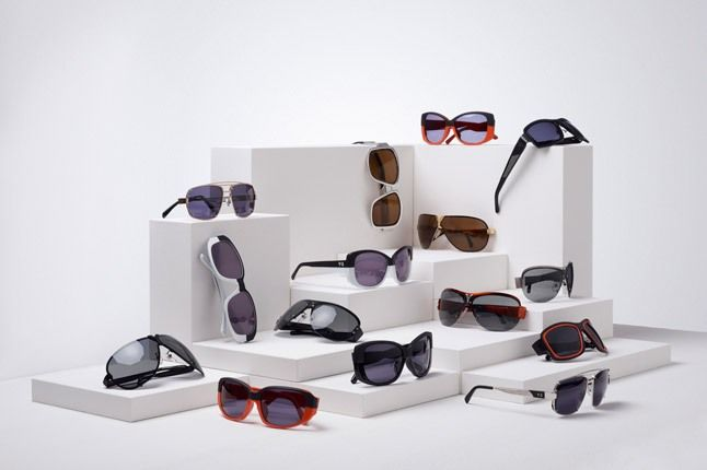 Y 3 Sunglasses Full Range 1