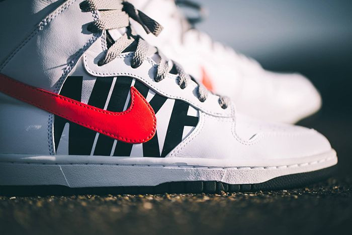 Undefeated Nike Dunk Lux 3