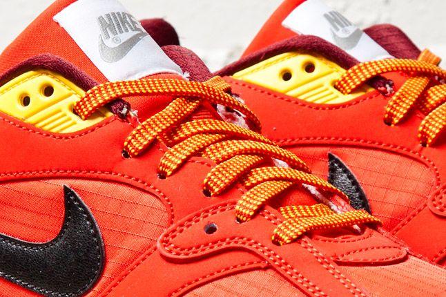Nike Air Base Ii Challenge Red Laser Orange 2 Det