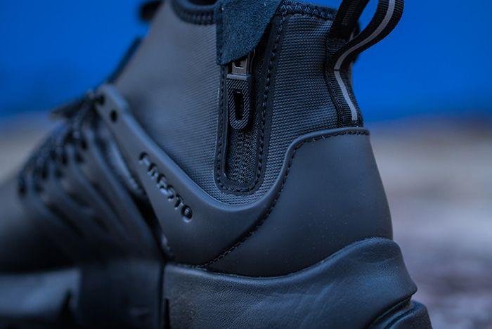 Nike Air Presto Utility Triple Black 4