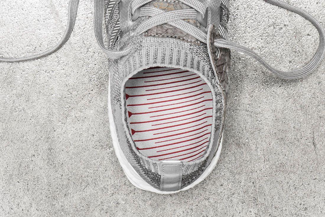Pusha T Adidas Eqt Ultra Boost Pk Greyscale 3