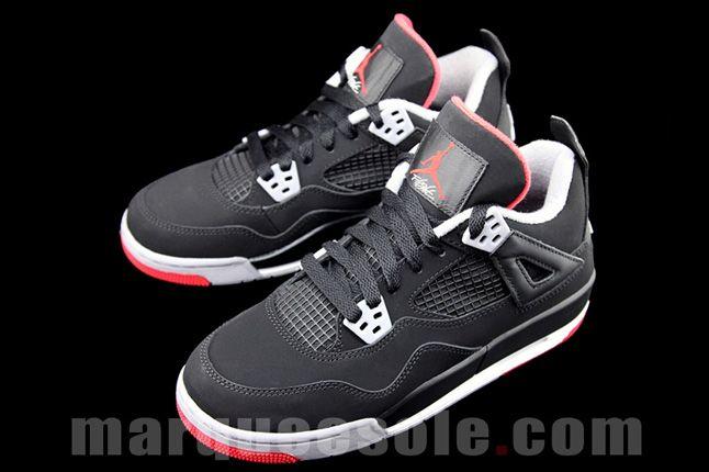 Air Jordan 4 Bred Gs 02 1