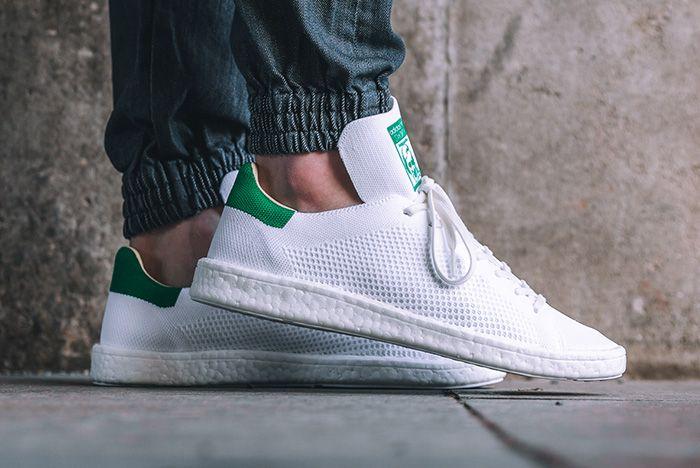Adidas Stan Smith Boost Primeknit Thumb