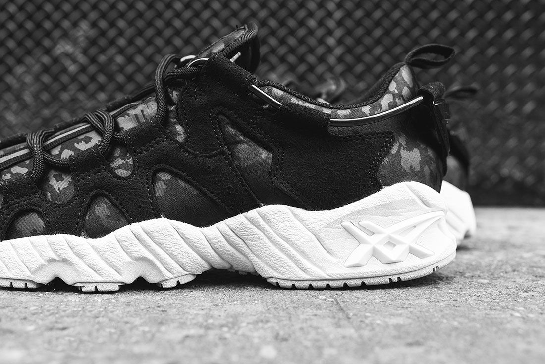Mita Asics Gel Mai Black 1