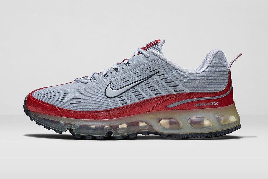 Material Matters Nike Air Max 360