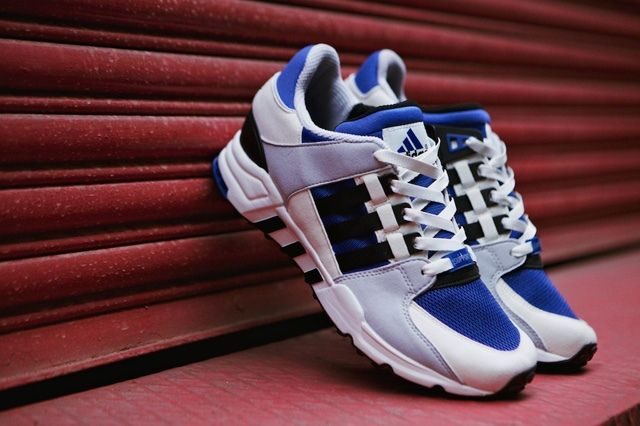 Adidas Eqt 93 Royal Blue Bumperoo 4