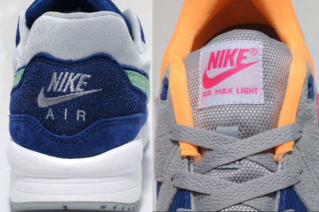 Size Nike Air Max Light Cement Pack 4