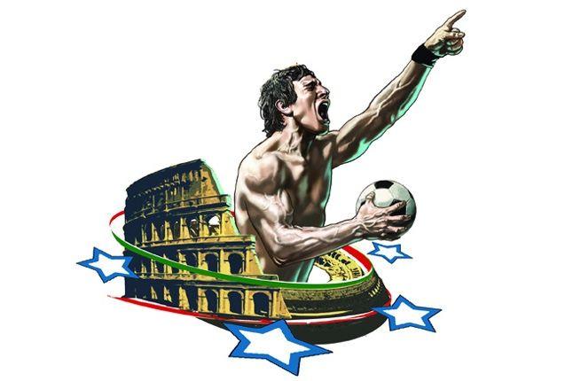 Umbro World Cup Champions Italy Tanino Liberatore 2 1