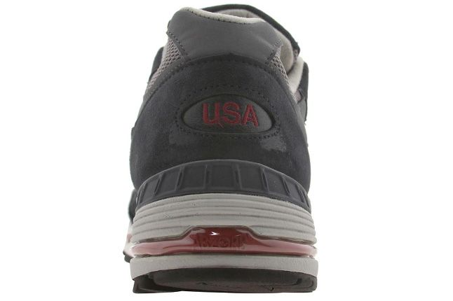 New Balance 991 Pys Exclusive Usa Heel 1