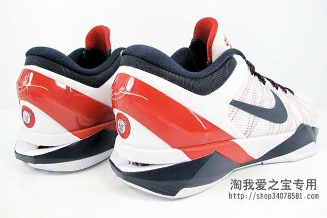 Nike Zoom Kobe Vii 7 Usa 4 1