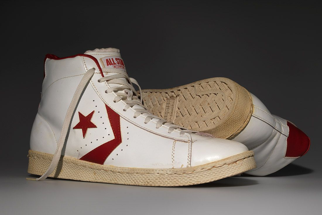 History Converse Pro Leather Og