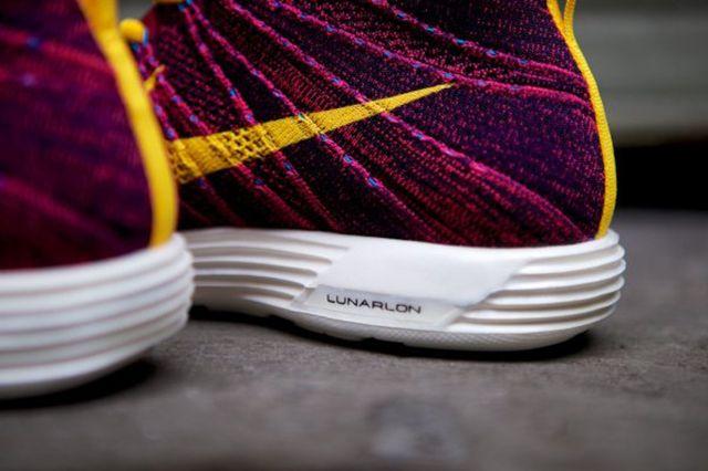 Nike Lunar Flyknit Chukka Grand Purple 9