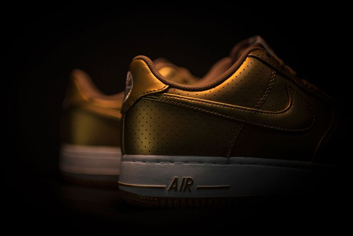 Nike Air Force 1 Dream Team Pack 1 Gold 2