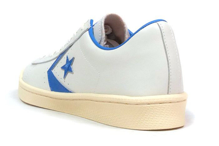 Converse Pro Leather Low 76 Ox Limited Edition White Blue 1