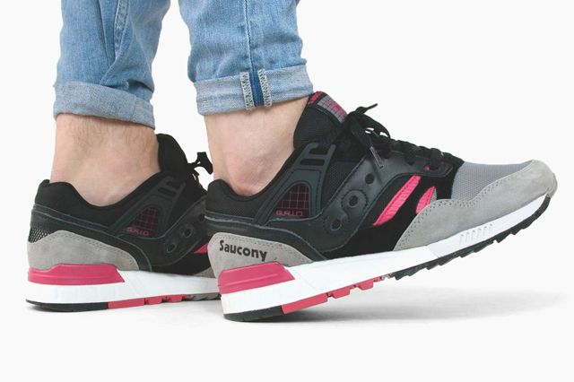 Saucony Grid Games Pack 2
