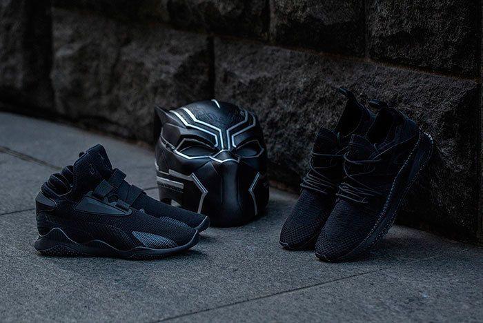 Marvel Bait Puma Black Panther 1