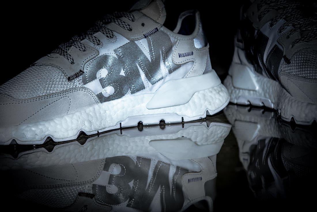 Nite Jogger Off Foot White In Dark