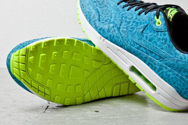 Nike Air Max 1 Fb Blue Leopard 4 1