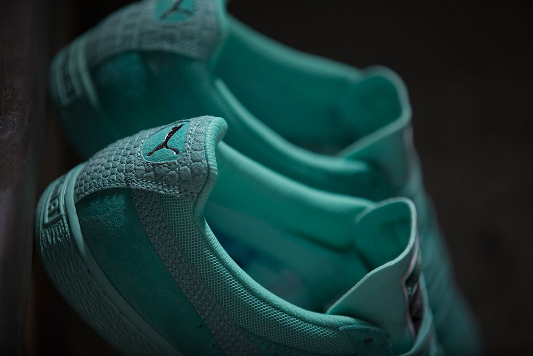 Diamond Supply Co X Puma Classic Suede Collection9
