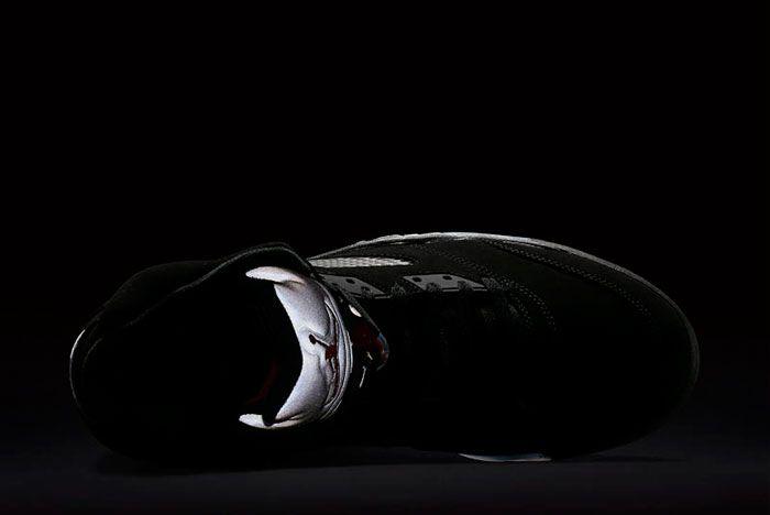 Air Jordan 5 Retro Blackmetallic 3