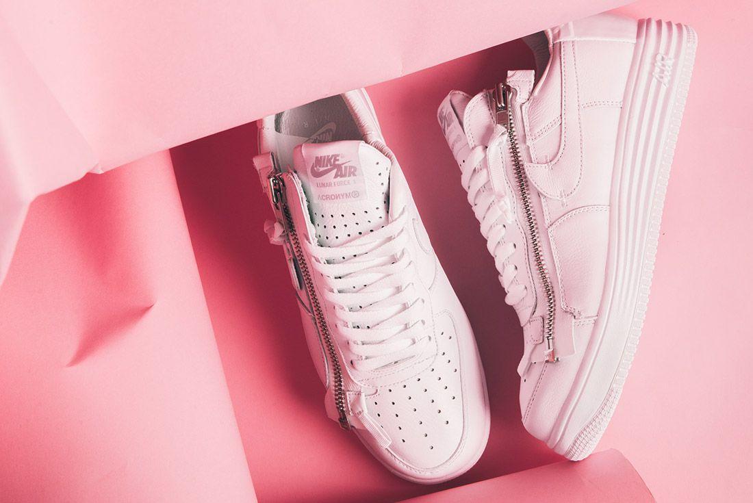 Nike Air Force 1 Af100 Collection Closer Look Sneaker Freaker 42