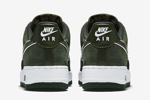 Nike Air Force 1 Hunter Green