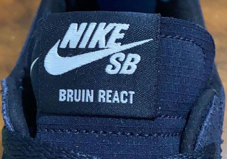 Nike SB Bruin React Blue Flame