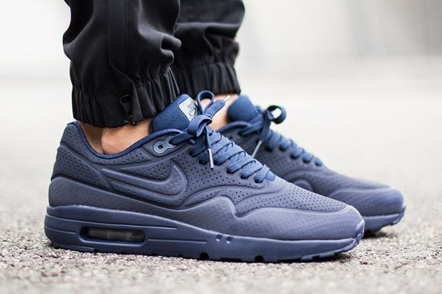 Nike Air Max 1 Ultra Moire Navy 6