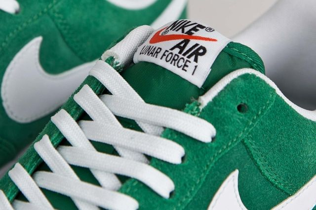 Nike Lunar Force 1 Pine Green Bumper 3