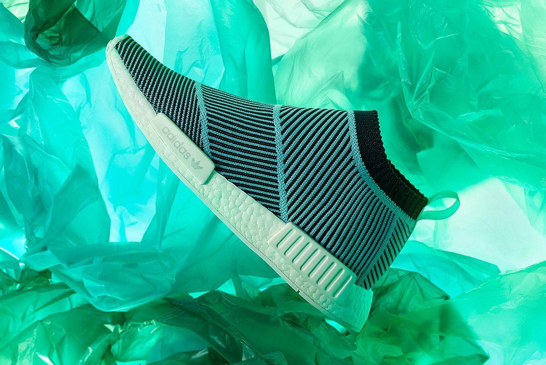 Adidas Parley City Sock Nmd Cs1 3