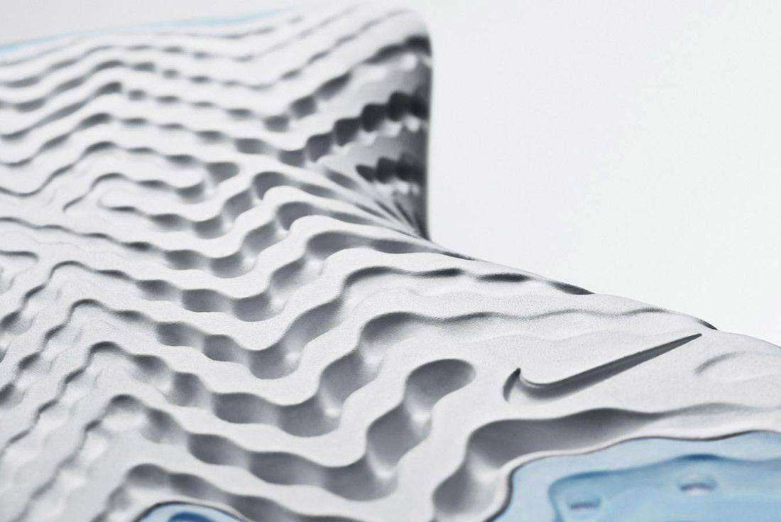 Material Matters Nike React 9