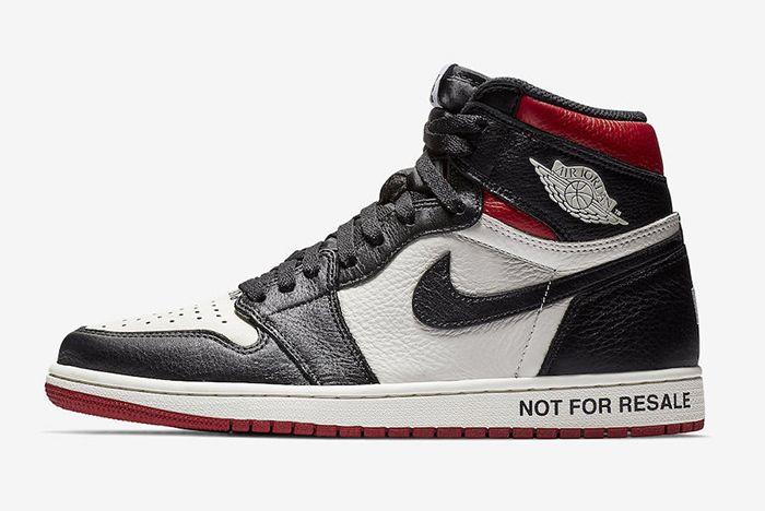 Air Jordan 1 Retro High Og No Ls Varsity Red 2
