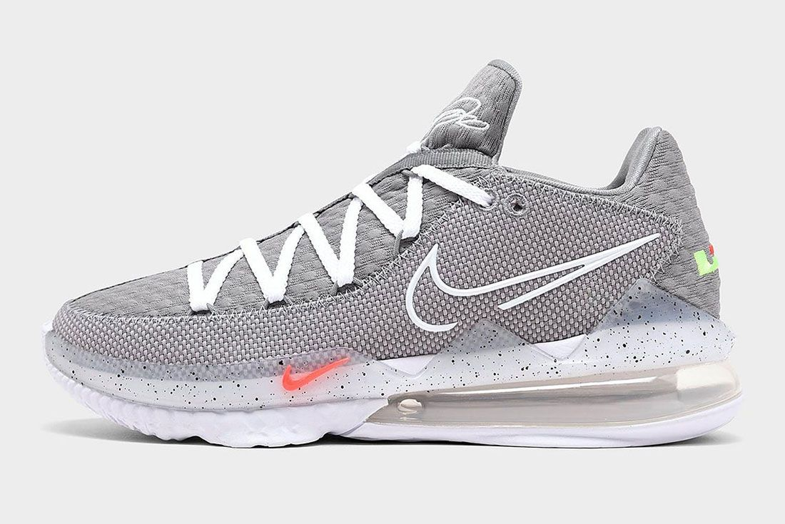 Nike LeBron 17 Low CD5007-004