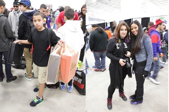 Sneaker Con New York 2012 Foamposite Galaxy 2